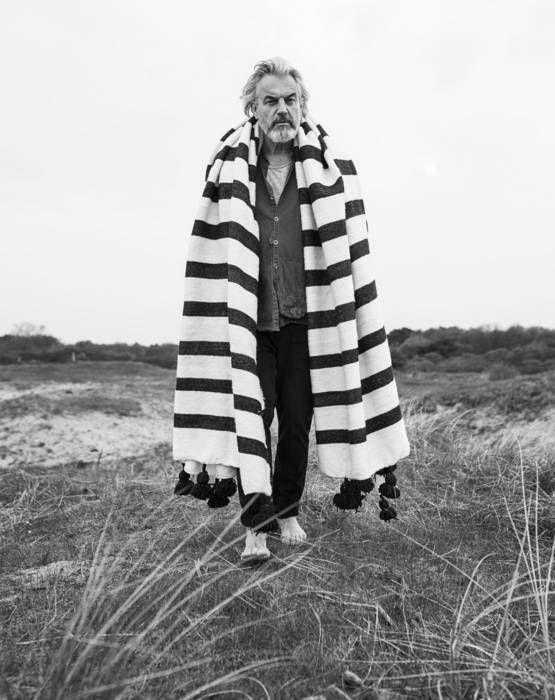 Derek de Lint. Photographed by Mick de Lint