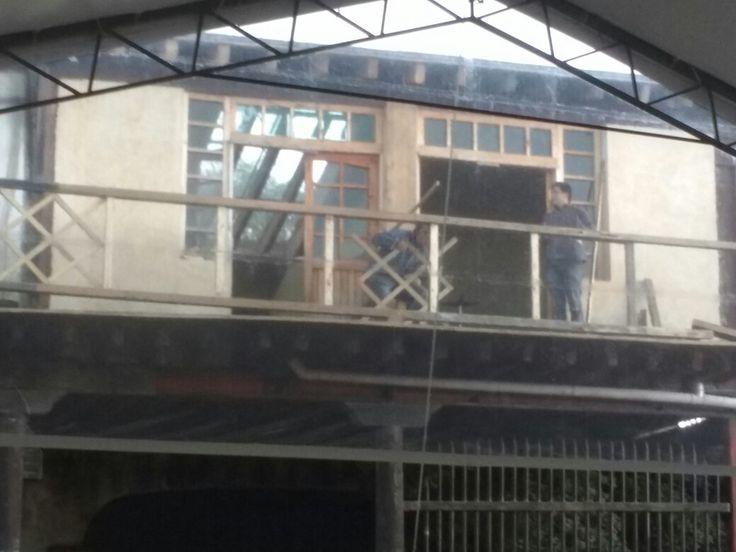 El principio de la reparación y reconstrucción rat rod