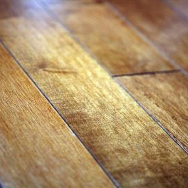 Sanding is not the only method when refinishing hardwood floors to restore shine.