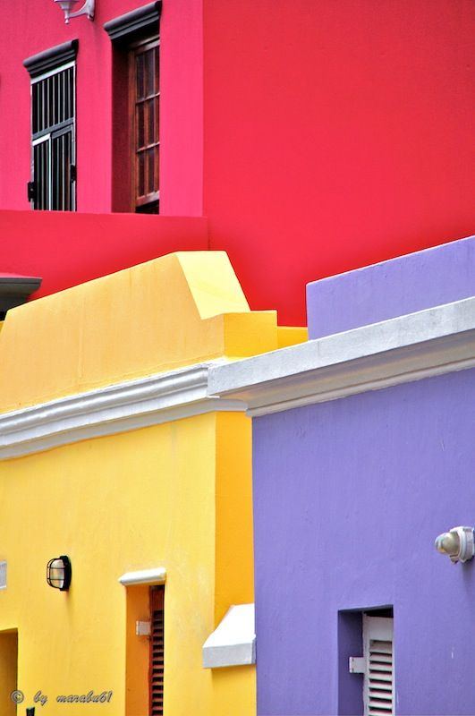 Colors of Cape Town, South Africa