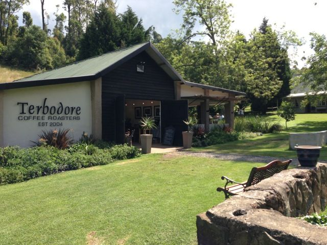 Terbodore Coffee Roasters: put this on your bucket list when visiting the Midlands Meander in Kwazulu-Natal. Very good coffee - a true connoisseur experience. #coffee #terbodore #kwazulu #natal #coffeeroasters #southafrica