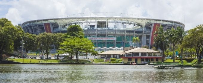 Arena Fonte Nova - Salvador - Brazil