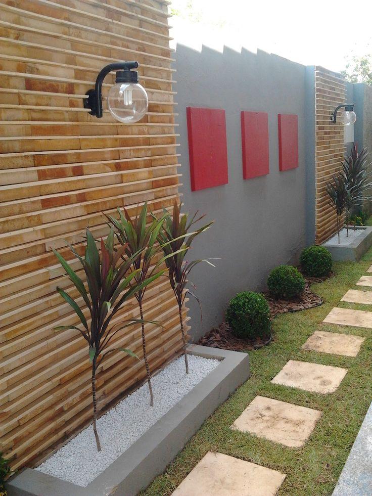 Real - Paisagismo: Jardim Residêncial - Sr. Tarcízio