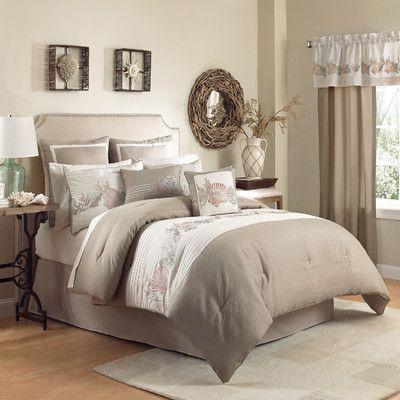 Croscill Home Fashions Seashore Bedding Collection