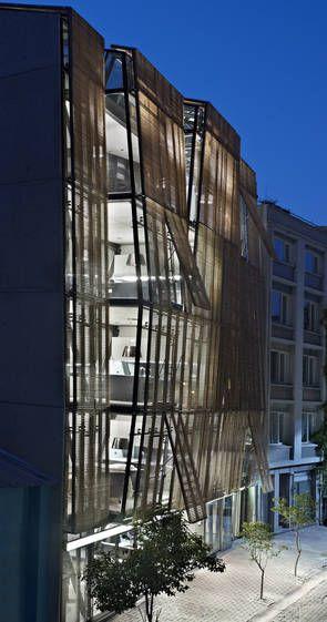 Ipera 25, ocho viviendas en Estambul