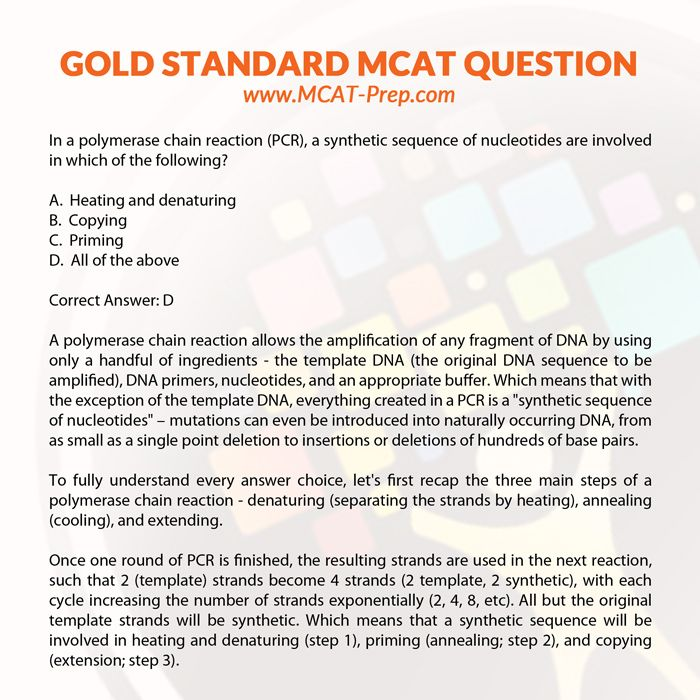 Pin On Mcat Practice Questions Biotechnology Master Personal Statement