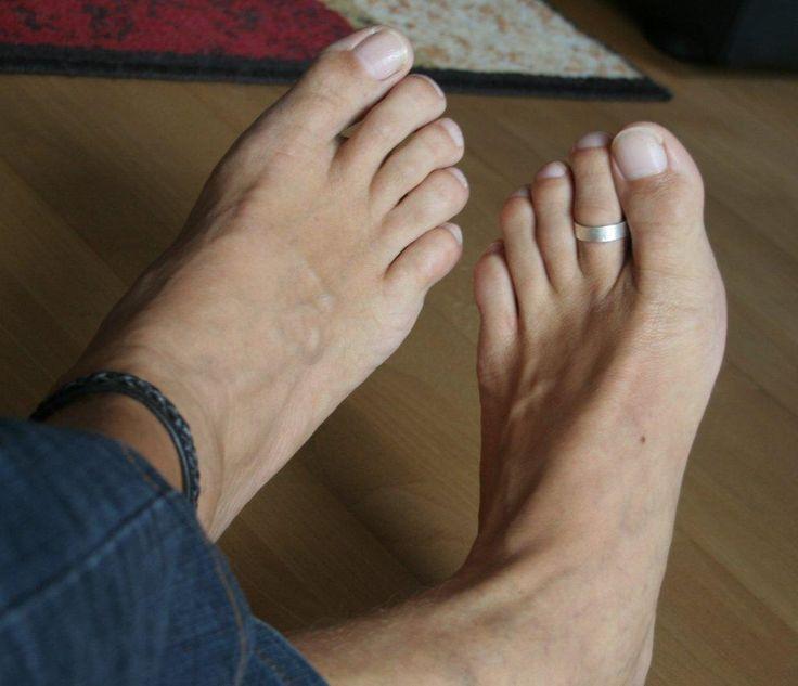 Fußschmuck Zehenring Männer Fußschmuck Männer Fußschmuck Männer Lederbänder Lederband Zehenringe Fußkettchen Fußreif Barfuß Männerfüße Männerfuß
