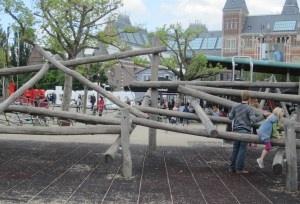 Amsterdam playground - Museumplein