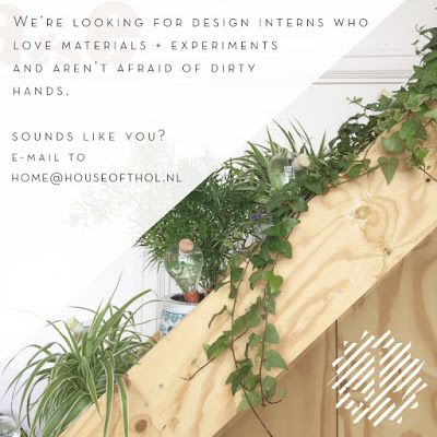 We're looking for hands-on interns!