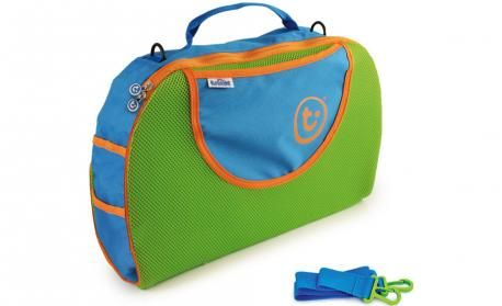 Blue Tote Bag By Trunki
