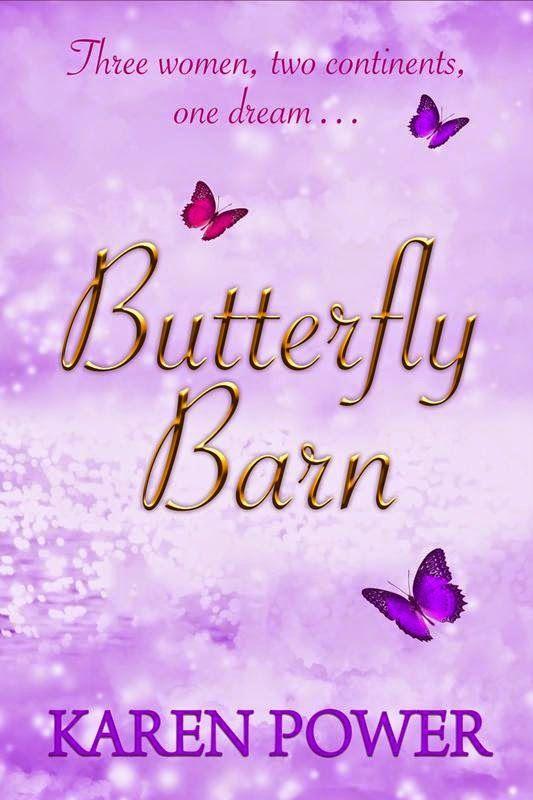 Shaz's Book Blog: Guest Book Review: Karen Power - Butterfly Barn http://www.karenpowerauthor.com/