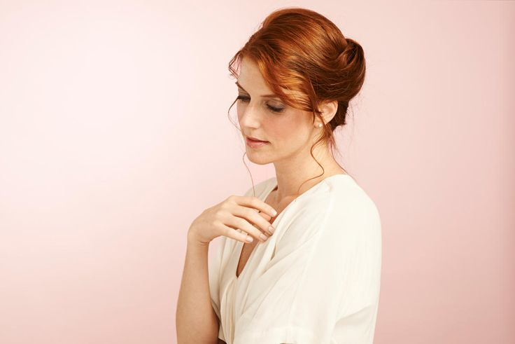 Think You Can't Do a French Twist? These 5 Easy Steps Will Prove You Can. Master this elegant updo in no time.
