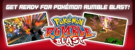 pokemon rumble blast for nintendo 3ds