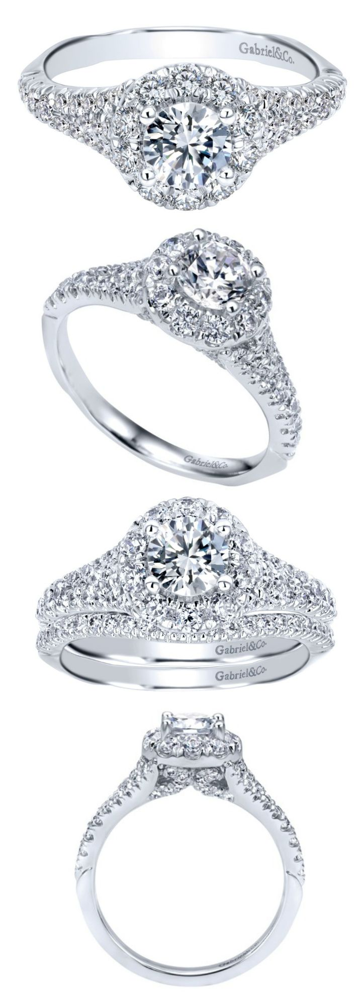 74 Best Rings Images On Pinterest Beautiful Pretty Dazzle Guard Diamond Coating This Is A Sensational Halo Engagement Ring With Lovely Round Cut One Already Picked