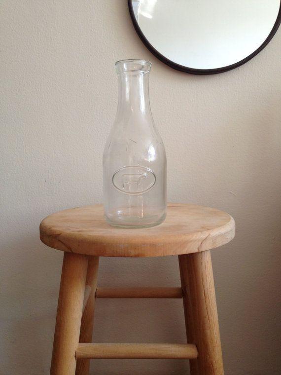 103 best Vintage Milk Bottles images on Pinterest | Fresh milk, Milk ...