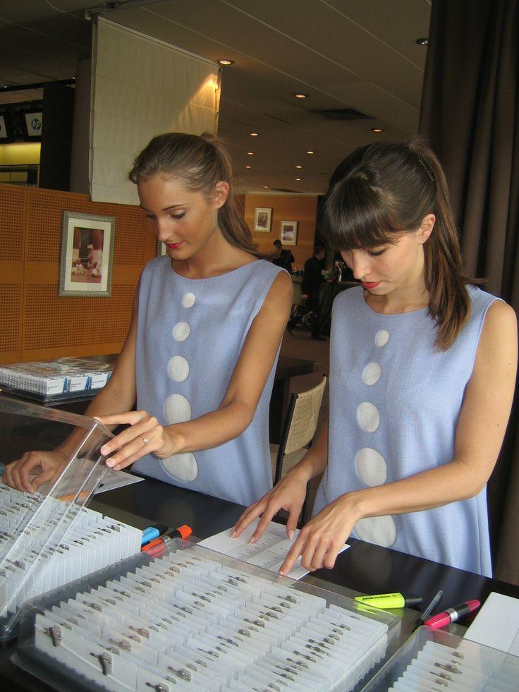 Hôtesses d'accueil Salon Paris