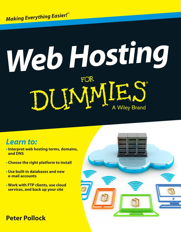 Using Your Web Host's Full Potential: Web Hosting For Dummies -- Great article at Blogging Basics 101 with tips about features your host offers (that you may not know about).
