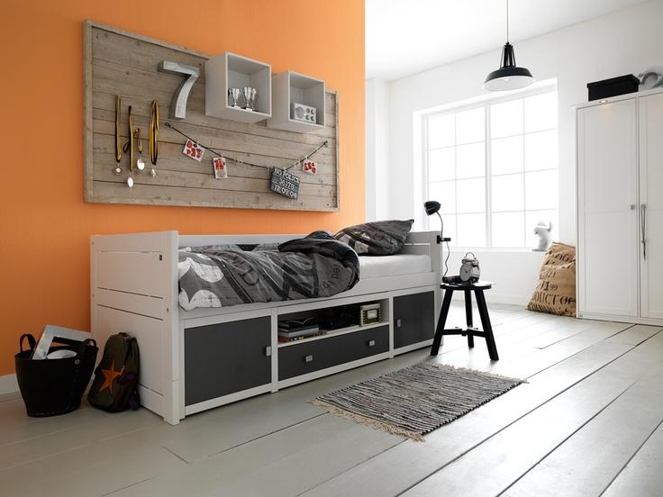 Kajuitbed van lifetime voor jongens en meisjes slaapkamer bo pinterest vans - Bed voor kleine jongen ...