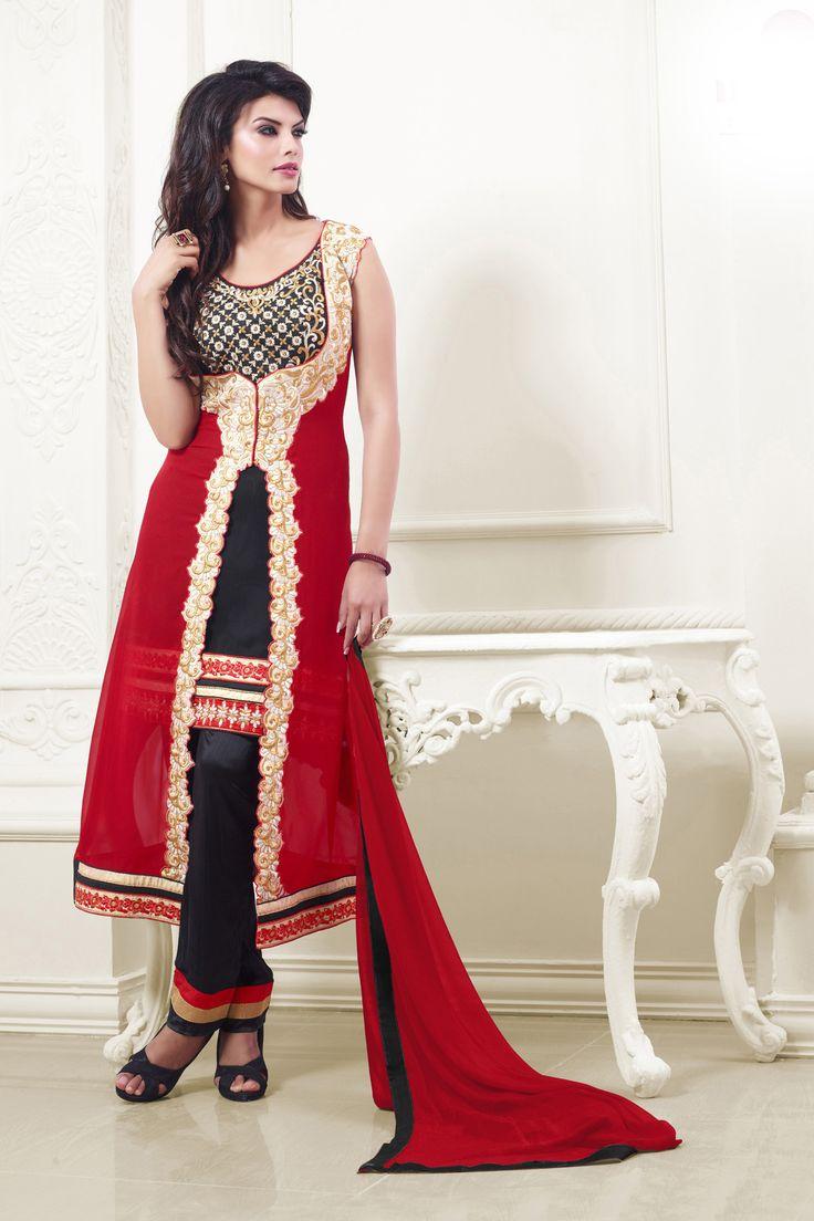 #designer #party #salwarkameez @  http://zohraa.com/red-faux-georgette-salwar-kameez-z3044padiva-1105-16.html #partysalwarkameez #salwarkameez #celebrity #anarkali #zohraa #onlineshop #womensfashion #womenswear #bollywood #look #diva #party #shopping #online #beautiful #beauty #glam #shoppingonline #styles #stylish #model #fashionista #women #lifestyle #fashion #original #products #saynotoreplicas