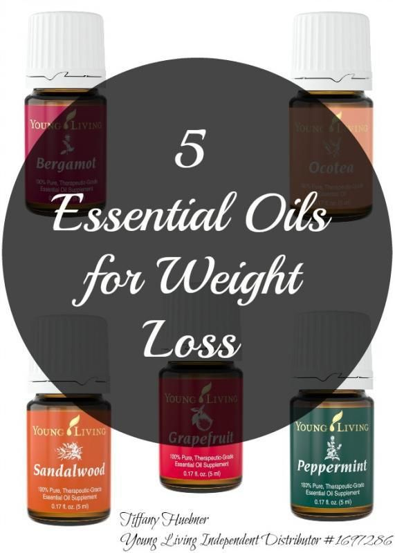 AddingATouchOfGrace.com/***WEIGHT LOSS--5 Essential Oils for Weight Loss