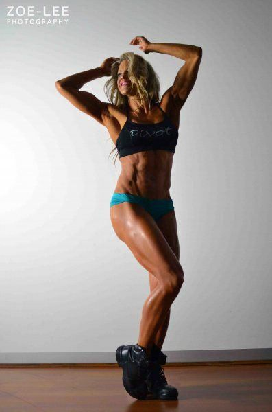 What It Really Takes To Get The Body Of A Fitness Model? -