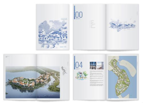 37 best Architecture Brochures images on Pinterest Editorial - architecture brochure template