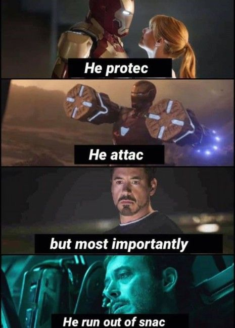 34 Funniest Avengers Endgame Memes That Are Better Than ...