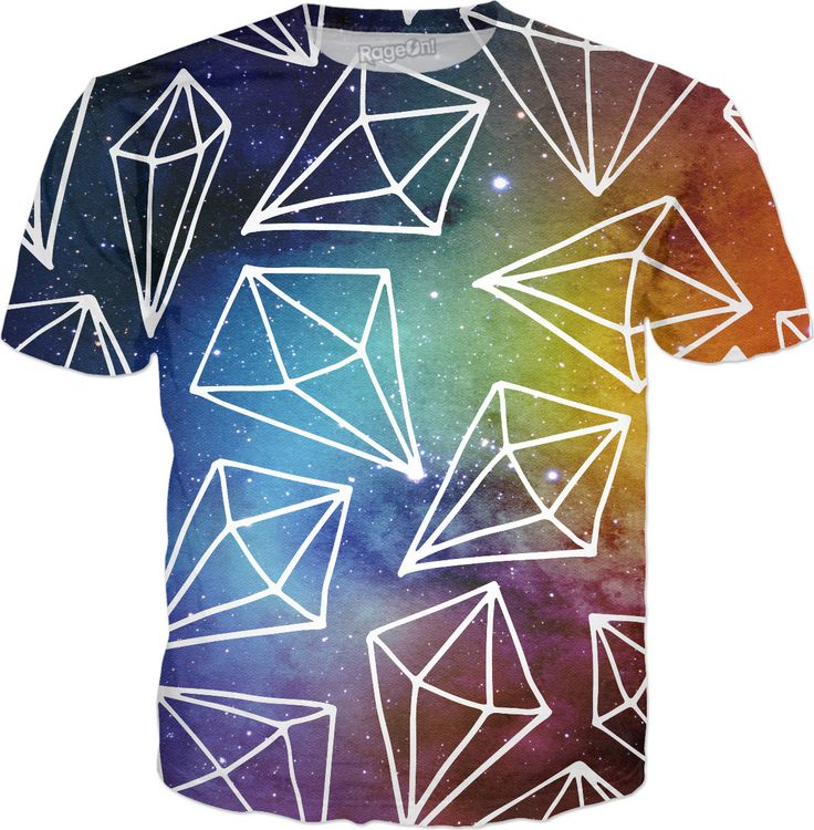 Space Diamonds https://www.rageon.com/products/space-diamonds-1?aff=HxeX  #space #diamonds #colors #colorful #alloverprint #originalgift #Tshirt #forhim #forher #bestgift