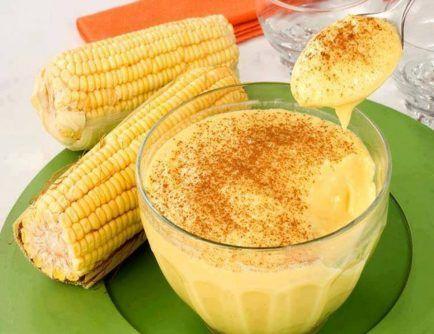 Curau Cremoso de Milho Verde « Receitas de Hoje