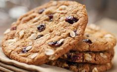 Υγιεινή Συνταγή: Φτιάξτε πανεύκολα μπισκότα βρώμης