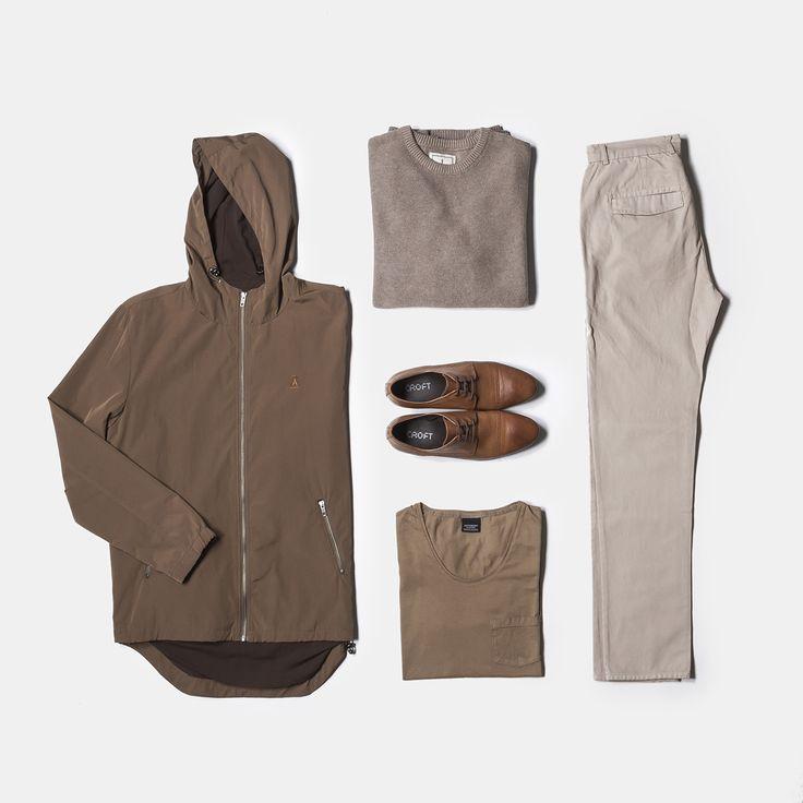 SANDSTORM AW16 - AUTONOMY CLOTHING #autonomyclothing #flatlay #melbournemenswear #mensAW16