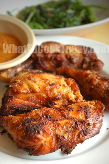 Fried Chicken Indonesian Style