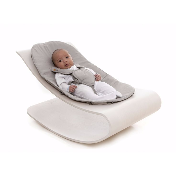 Bloom Coco Stylewood Beach House White Lounger in Coconut White