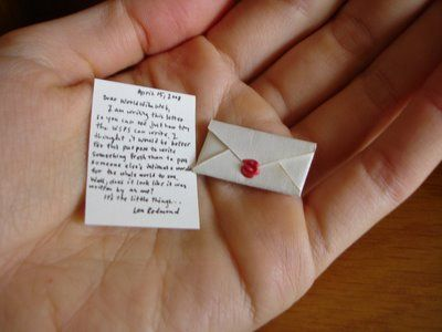 The World's Smallest Postal Service