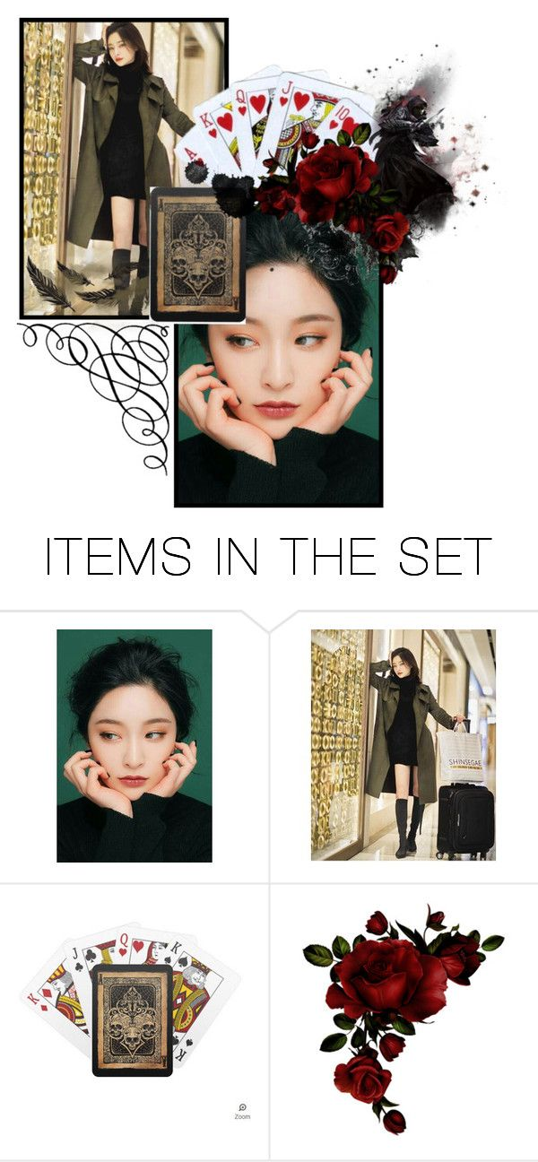 """""""Alice Kang // SoC"""" by justananonymous ❤ liked on Polyvore featuring art"""