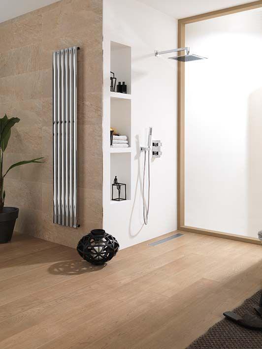 Noken Grzejnik łazienkowy wyposażenie łazienki ogrzewanie. Noken Essence-c 100093830 Ekonomiczne grzejniki