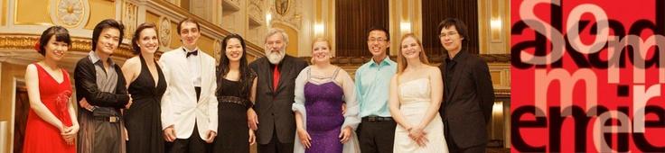 Mozarteum summer academy 2012