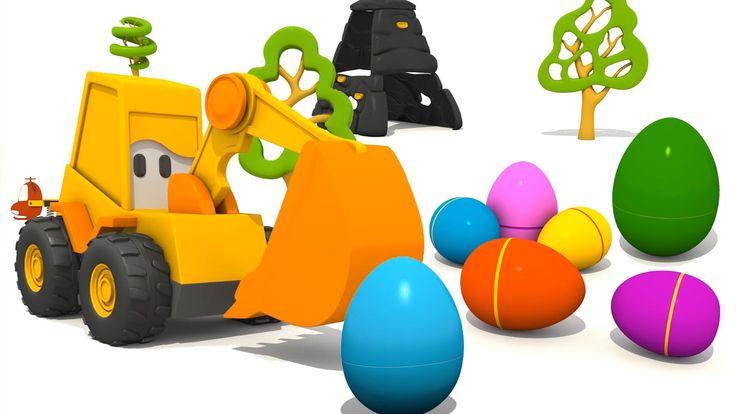 Max e le uova di Pasqua! - compilation di cartoni per bambini! Ecco a voi Max e le uova sorpresa! cosa ci troveremo dentro?  Il cartone dei piccoli ha pensato per voi e per i vostri bambini una compilation di cartoni animati educativi dedicata alla Pasqua! Cosa
