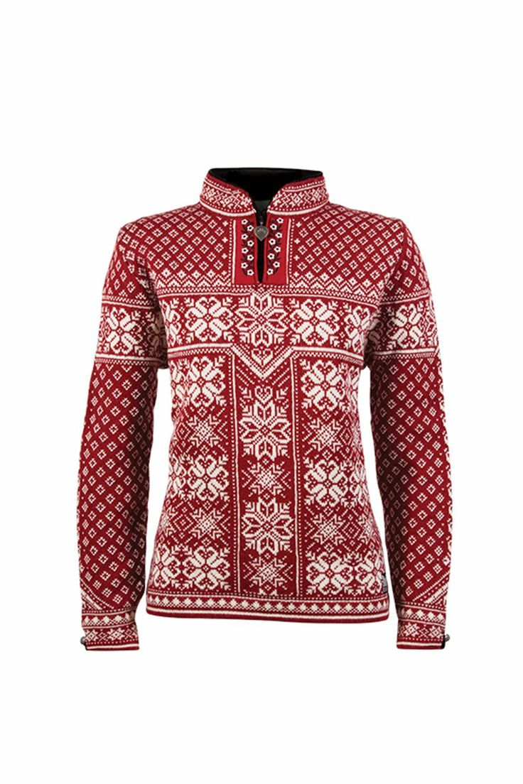 "Dale of Norway PEACE. Olympic Games licensed apparel. This design was developed for the Winter Olympic Games in Torino, Italy. The theme for the Torino games was ""Peace and Harmony,"" which inspired the designer to reflect the theme in the heart details, the eight petal rose and in the various design flourishes bordering the sweater. Zippered opening with heart clasp and embroidered trim. (Just bought it new at a local thrift store for $60. Great fit!!! It's for sale at Dale of Norway for…"