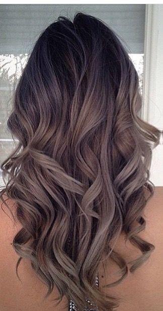cabello degradado