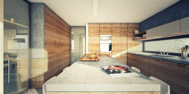 minimal kitchen by archidea