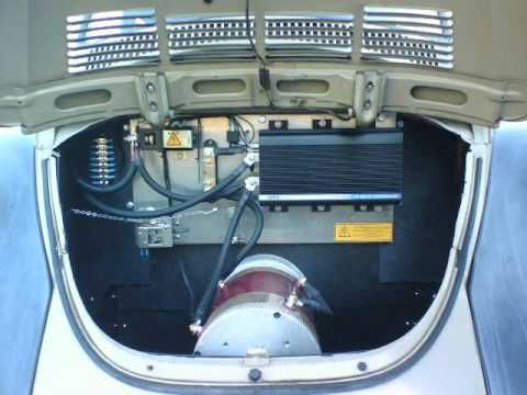 Electric Vw Beetle Conversion Packages Wmv Youtube Vw