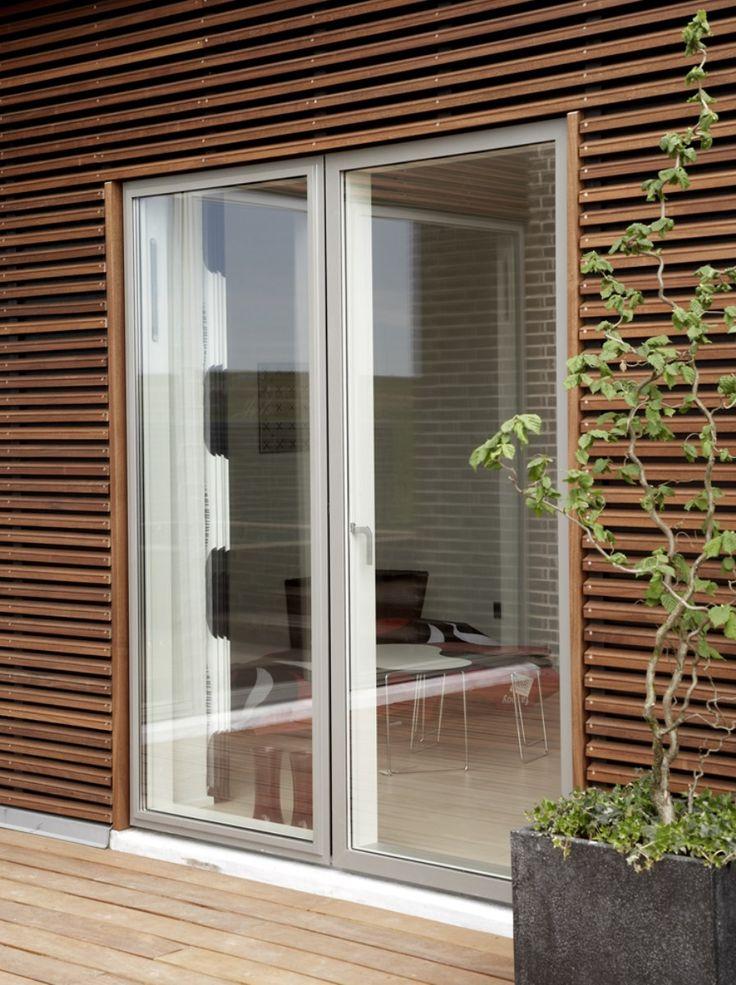 Terrassedør til din private bolig - se mulighederne med terrassedøre på VELFAC.dk | Velfac