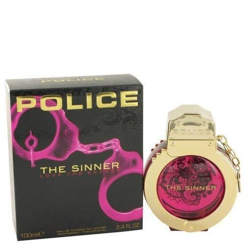 Police The Sinner By Police Colognes Eau De Toilette Spray 3.4 Oz (pack of 1 Ea) X662-FX11286