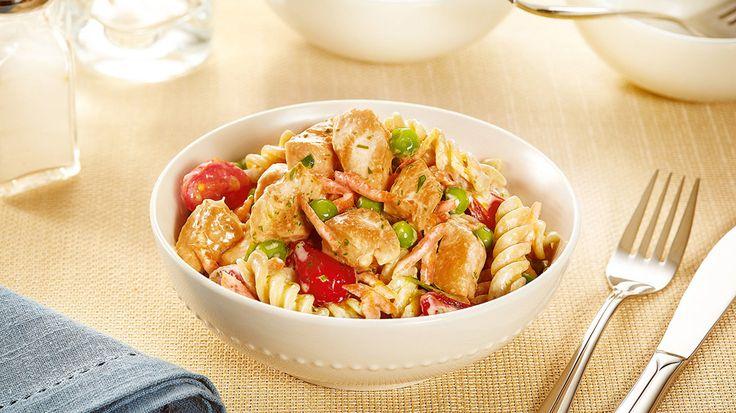 Salada fria de frango com iogurte e maçã - HOJE TEM FRANGO | Seara