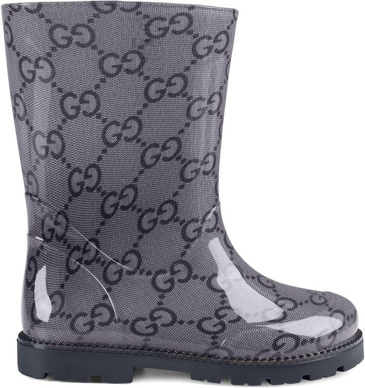 Toddler GG rubber rain boot