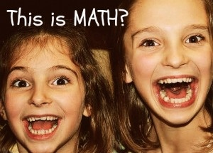 Are you sure this is math? Miss Brain's Cool Math Games - Great Blog - lots of hands on 1st grade math.