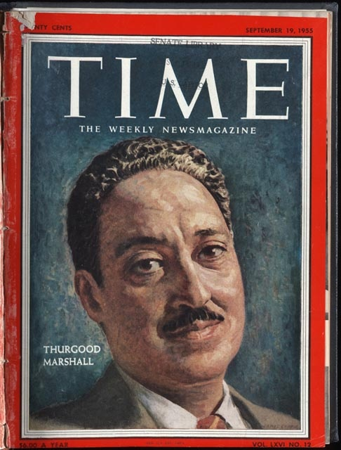 Contributions of Famous Americans: Thurgood Marshall
