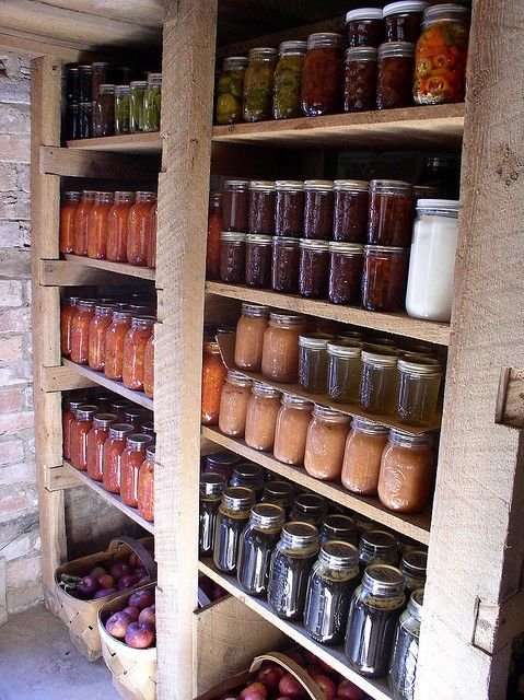 Great Canning blog with recipes