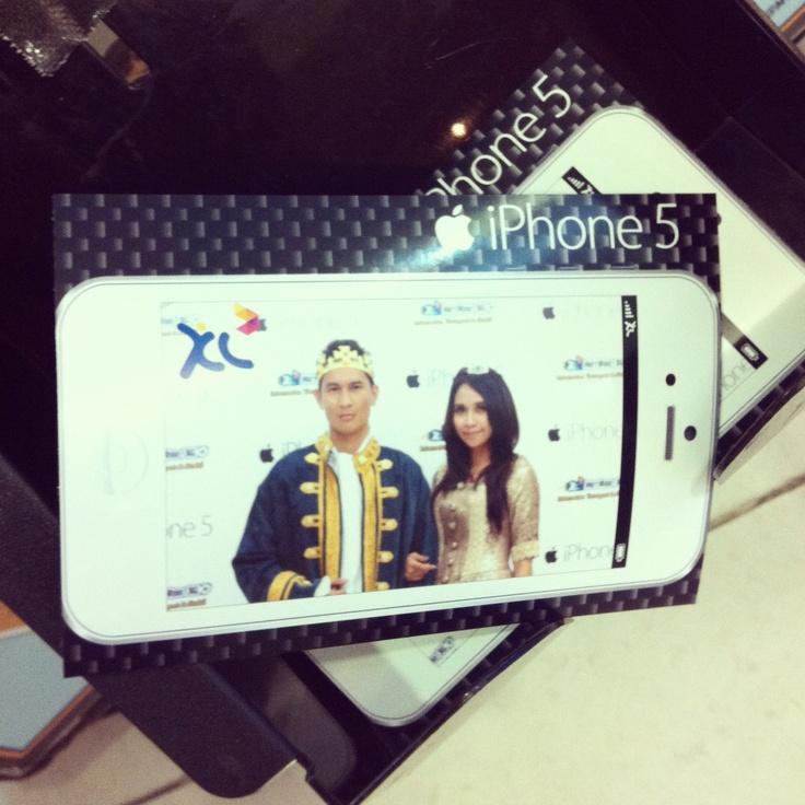 XL iphone5 #antrilikeaking, des 2012